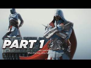 Assassin's Creed 3 REMASTERED Gameplay Part 1 - Desmond (No Commentary)