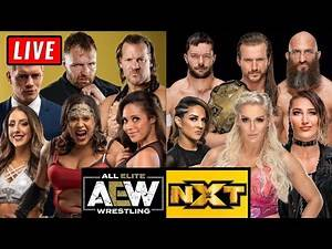 🔴 AEW Dynamite Live Stream & WWE NXT Live Stream May 13th 2020 - Full Show live reaction