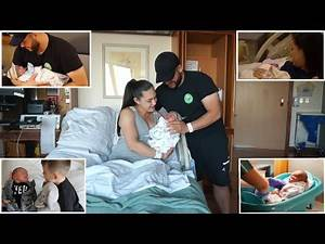 LABOR AND DELIVERY | EMOTIONAL NATURAL BIRTH | BIG BROTHER MEETS BABY BROTHER