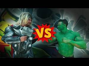 Who is the Strongest Avenger?