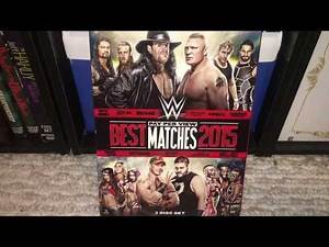 WWE Best PPV Matches Of 2015 DVD Review