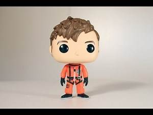 Doctor Who TENTH DOCTOR in SPACESUIT Funko Pop review
