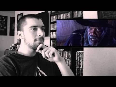 THE HATEFUL EIGHT | Official Teaser Trailer Reaction