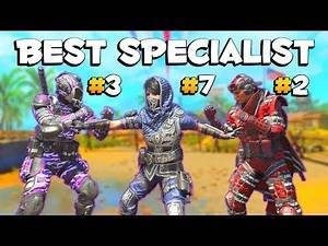 Best Specialist After the 1.17 Update | CoD BO4