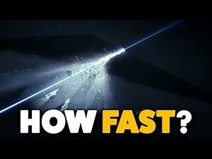 Hyperspeed Collision: HOW FAST? (The Last Jedi)