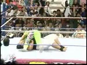 Yokozuna wins the 1993 Royal Rumble