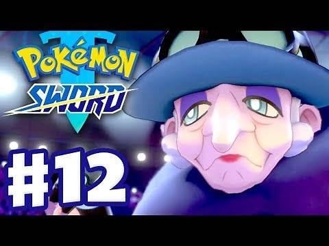 Gym Leader Opal! - Pokemon Sword and Shield - Gameplay Walkthrough Part 12