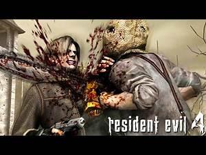 RESIDENT EVIL 4: SHOTGUNS - Dr. Salvador FATAL - MODO RAGE! #17