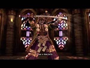 Soul Calibur IV Critical Finish with Tekken Characters
