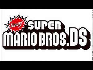 Game Over - Newer Super Mario Bros. DS Music