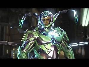 Injustice 2 Bosses Blue Beetle Vs Brainiac, Catwoman Vs Robin Final Exam Buggin Out Multiverse Event