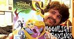 Moonlight Unboxings: Disney's Rapunzel in Tangled Before Ever After on DVD