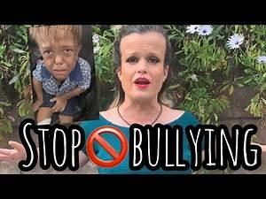 STOP BULLYING VLOG