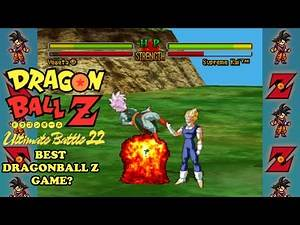 Dragon Ball Z: Ultimate Battle 22 - Best DBZ Game Ever Made?