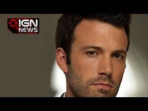 IGN News - Affleck to Play Batman in Man of Steel Sequel
