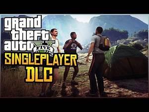 GTA 5 - NEW Single Player DLC Details! (GTA 5 Story Mode DLC Missions)