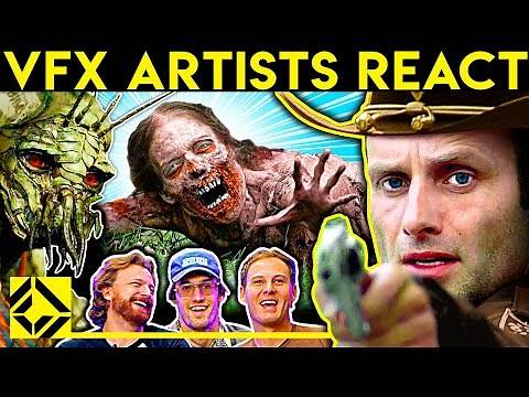 VFX Artists React to Bad & Great CGi 38 (ft. Andrew Kramer)