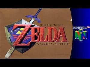 Nintendo 64 Longplay: The Legend of Zelda: Ocarina of Time (Part 2 of 2)
