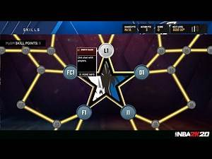 NBA 2K20 MyGM and MyLeague First Details! Revamped MyGM Mode, Skill Tree, Leaderboards & More