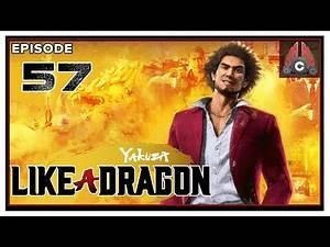 CohhCarnage Plays Yakuza: Like a Dragon - Episode 57