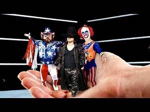 WWE/WWF Mini Wrestlers: Where Are They Now In 2018?