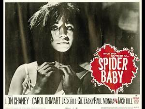 Public Domain Delight - Spider Baby or, the Maddest Story Ever Told from 1967