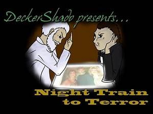 Night Train to Terror Review By Decker Shado