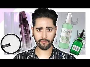 OVERHYPED / OVERRATED / OVER USED SKINCARE PRODUCTS - Mario Badescu, Body Shop More ✖ James Welsh