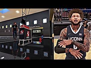 NBA 2K16 MyCAREER - Upgrading Attributes, Showing Off MyCOURT ! | The Step Back Jumper Is BACK !
