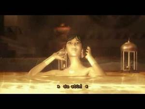 Prince of Persia Game Video 4 - Bath Scene - The Sands of Time