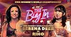 Serena Deeb vs. Riho (FULL MATCH) The Buy In   AEW Double or Nothing 2021