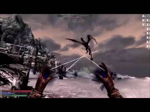 Skyrim Unlimited Summons mod: Saering's Watch