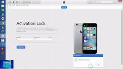 Apple Device - HOW TO Remove/Delete any iOS iCloud Lock iPhone✔️With iTunes by New Method✔️