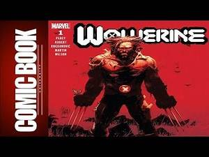 Wolverine #1 Review | COMIC BOOK UNIVERSITY