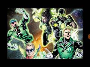 Green Lantern Series Gets The Greenlight At HBO Max