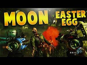 "Full ""MOON"" EASTER EGG GAMEPLAY GUIDE! (Black Ops 1 Easter Egg Tutorial) ""BIG BANG THEORY"" TUTORIAL"