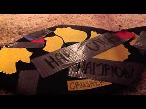WWE/WWF Custom HardCore Championship