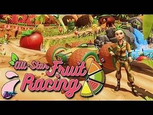 All Star Fruit Racing PS4 Gameplay