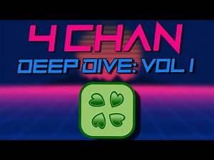 4Chan Deep Dive: Vol 1