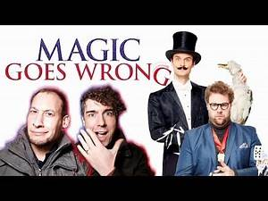 Magic Goes Wrong Review Vaudeville Theatre London Mischief Theatre