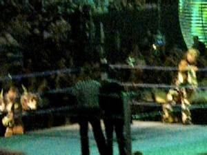 Survivor Series 2009 Live-DX Entrance