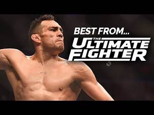10 of the BEST Contestants From The Ultimate Fighter (UFC)