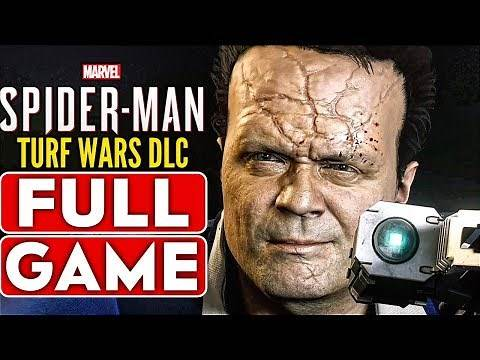 SPIDER-MAN PS4 Turf Wars DLC Gameplay Walkthrough Part 1 FULL GAME - No Commentary (SPIDERMAN PS4)