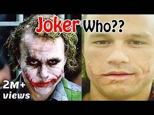 Joker actor ( Heath Ledger ) True Story in Hindi / Urdu [ joker dark knight ] joker movie 2019