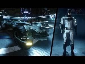 Batman: Arkham Knight - Batman v Superman Pack Gameplay & November Update [Arkham Insider #10]