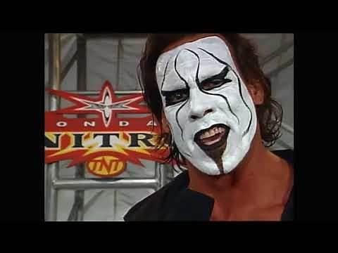 WCW Dark Carnival vs 3 Count Great Muta vs Sting