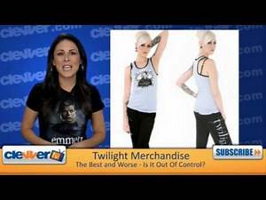 Twilight Movie Merchandise - Is it out of control?