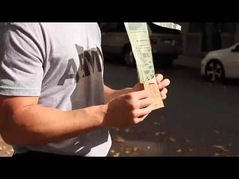 How to Eat an MRE   Boot Camp