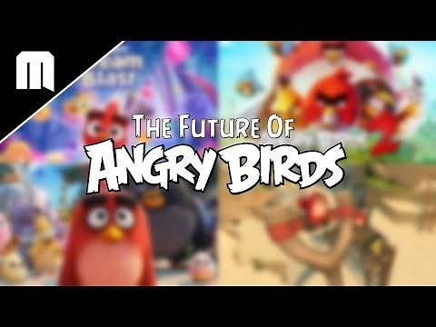 The Future Of Angry Birds
