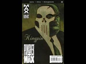 Punisher MAX kingpin review